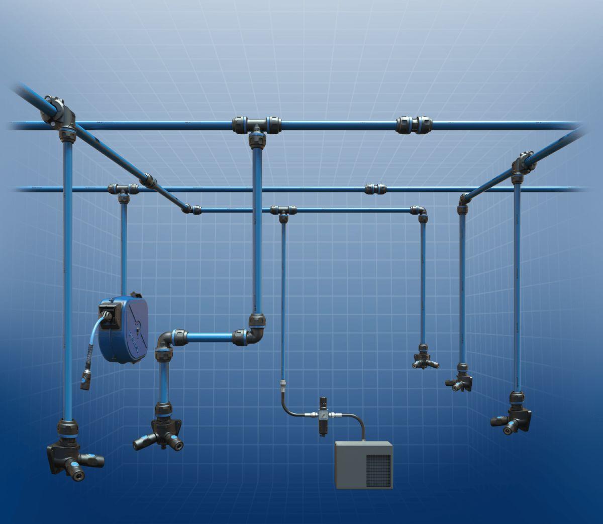 instalación y mantenimiento de compresore